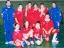 2003/2004: pallavolo giovanile