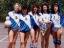 1991: pallavoliste a Castelnaudary