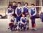 Anni 90: squadra giovanile di pallavolo