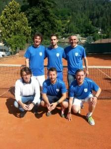 Squadra tennis