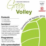 greenvolley locandina emergency